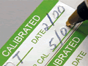 Aluminum Foil Calibration Labels