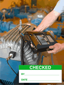 Checked Inspection Labels