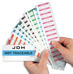Custom NIST Traceable Labels