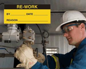 Repair Labels   Rework Labels