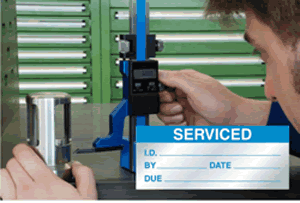 Serviced Labels