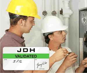 Validation Labels