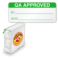 QA Approved, 5/8