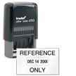 Reference Only Inspection Self Inking Stamp
