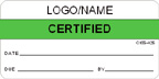 Certified Label [add name or logo]