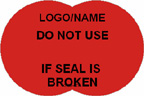Do Not Use if Seal Broken Label