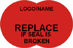 Replace if Seal is Broken Label
