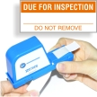 DUE FOR INSPECTION