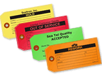QC Inspection Tags