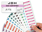 ESD Certified Labels