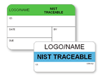 NIST Traceable Labels