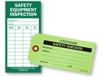 Safety Check Labels