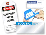 Tool & Equipment Labels