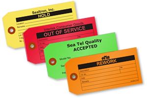 Custom Inspection Tag Templates