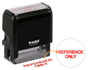 QA Reference Stamp