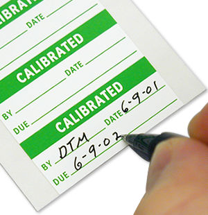 Calibrated Labels