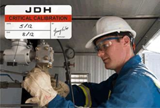 Custom Critical Calibration Labels