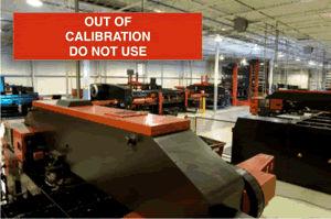 Custom Inactive Calibration Labels