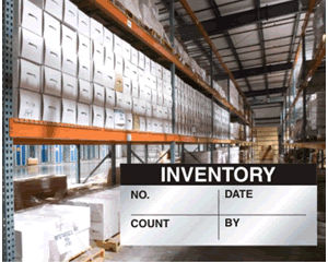 Inventory No. Date, Count, By Labels
