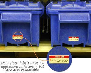 Shelf Life Labels
