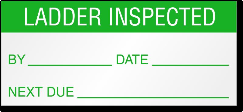 1966 Indiana Safety Check INSPECTION sticker