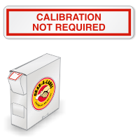 Calibration Not Req., 1/2