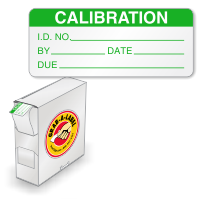 Calibration, 5/8