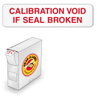 Calibration Void - 1/2