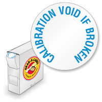 Calibration Void, 3/4