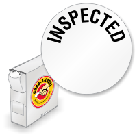 Inspected, 3/4