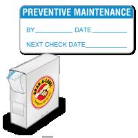 Preventive Maintenance, 5/8