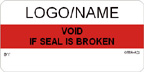 Void if Seal is Broken Label