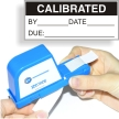 Calibrated: By/Date/Due - Black