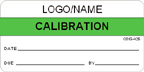 Calibration Label [add name or logo]