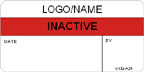 Inactive Label [add name or logo]