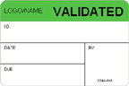 Validated Label [add name or logo]
