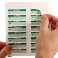 REWORK Calibration Seals